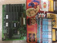 Street Fighter EX 2 (ZN-2 Motherboard not included) Jamma PCB Arcade Japan