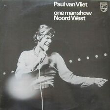 PAUL VAN VLIET - ONE MAN SHOW NOORD WEST   -  2 LP