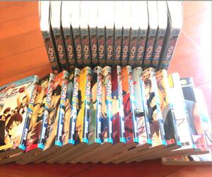 Kuroko's Basketball 1 - 30 Complete Manga Comics set Language Japanese