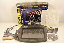 Saitek PC Dash Graphic Command Pad Gamepad CD Rom Cards