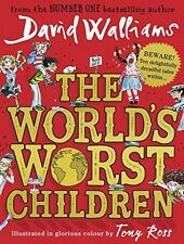 The World's Worst Children - Book by David Walliams (Hardcover, 2016)