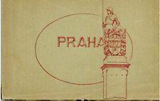 Praha, Prag in Farbaquarellen von 1924 von Jaroslav Setelik