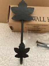 Longaberger Wrought Iron Wall Hook - Usa - Bnib