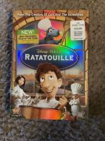 Ratatouille: Disney Pixar (DVD,2007 Widescreen) W/Slipcover Brand New!
