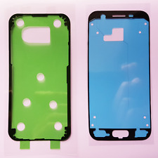 FRONT LCD Screen BACK Battery Cover Adhesive Tape Sticker Samsung Galaxy A3 2017