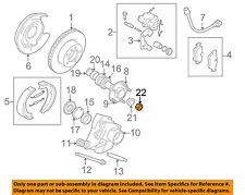 JAGUAR OEM 95-03 XJ6 XJ8  97-06 XK8 92-96 XJS Brake Rear Hub Nut JZN100035