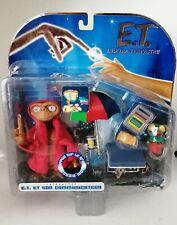 Figurine E.T. et son communicateur