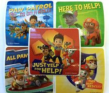 25 Paw Patrol Pets  Stickers Party Favors Teacher Supply Jake Chase Skye Rubble