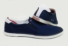TOMMY HILFIGER Herren ICONIC SLIP ON SNEAKER Schuhe Men Shoes FM00597 NEU NAVY