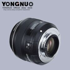 YONGNUO YN85MM F1.8 AF/MF Standard Medium Prime Len For Nikon