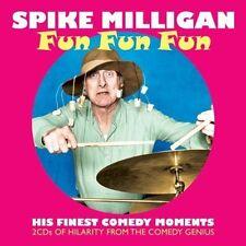 Fun, Fun, Fun, Spike Milligan CD | 5060255181850 | Acceptable