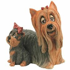 More details for  arora design   pets personality   yorkshire terrier & pup
