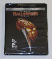 Horror 4K Ultra HD - Halloween (1978, 4K Ultra HD + Blu-ray) NEW