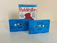 BBC Paddington Audiobook Cassette read by Michael Hordern - VGC - Free P&P