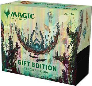 MTG ZENDIKAR RISING BUNDLE HOLIDAY GIFT BOX EDITION - ENGLISH - SEALED - MAGIC