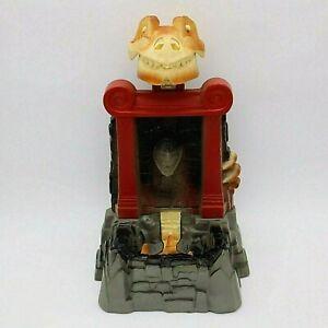 Vtg 1985 Mattel Dinosaur Slime Pit He-Man MOTU Masters Of The Universe