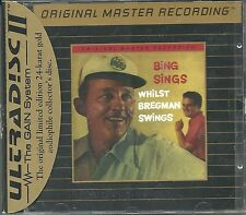 Crosby, Bing Sings Whilst Bregman Swings MFSL GOLD CD Neu OVP Sealed