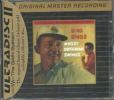 Crosby, Bing Sings Whilst Bregman Swings MFSL GOLD CD Neu OVP Sealed