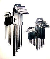 Inbusschlüssel und Torx Set Satz Innensechskant Torxschlüssel zwei Sätze