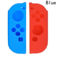 Anti-slip Slim Silicone Cover Skins Case for Nintendo Switch Joy-Con Controller