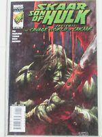 Skaar Son of Hulk Presents Savage World of Sakaar #1  2008 Marvel Comics