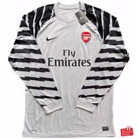 Authentic Nike Arsenal 2010/11 Player Issue GK Home Jersey. BNWT, Size XL.