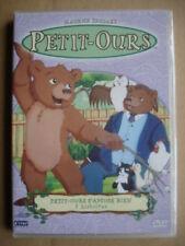 DVD Petit ours : Petit ours s'amuse bien (Neuf)