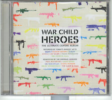 WAR CHILD HEROES - CD ( NUOVO SIGILLATO )