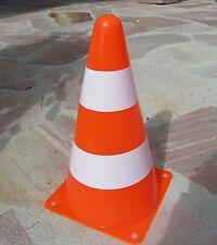 """Markierungskegel Pylonen Verkehrshütchen 10 Stück 23cm """"Top Qualität"""" 170-238-10"""
