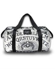 Liquor Brand Ouija II Eye Horoscope Evil Spirits Punk Duffle Bag B-DUF-038
