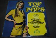 TOP OF THE POPS - COMPILATION LP VIYNL / HALLMARK RECORDS - CHM 685