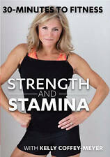 Kelly Coffey-Meyer: 30 Minutes to Fitness - Strength and Stamina (DVD, 2016)