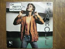 KAROLL 45 TOURS HOLLANDE OH PRETTY WOMAN ROY ORBISON