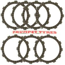 Ducati ST4s 996 01 2001 SBS Carbon Clutch Friction Plates Set Of 7 60353