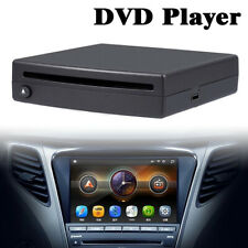 1Din HD Universal Car Radio CD/DVD Player External Android Stereo Interface USB