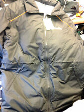 DIADORA COATS MANAGERS COAT IN /BLACK AT £25 IN SMALL TO X LARGERRP £59.99