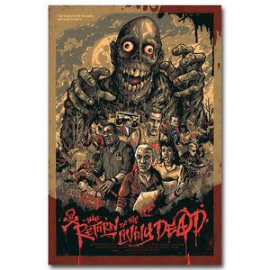 Return of the Living Dead Horror Movie Silk Poster Print 13x20 24x36 inch 006