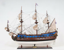 """Goto Predestination 38"""" Handmade Wooden Russian Painted Quality Tall Ship Model"""