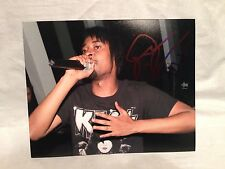 DANNY BROWN SIGNED AUTOGRAPHED 8X10 PHOTO MUSIC XXX COA WOW B