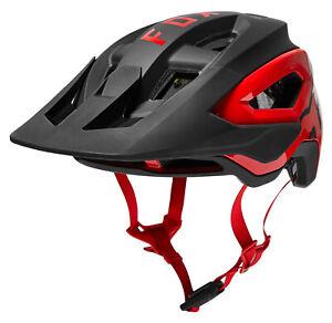 Fox Racing Speedframe Pro MTB Mountain Bike Helmet Black/Red SM