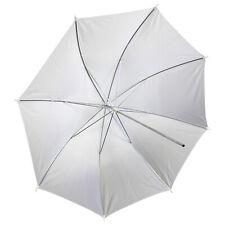 "33"" Photograph Video Studio Flash Lighting Soft White Umbrella Translucent Wow!"