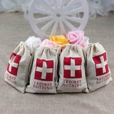 10Pcs Wedding Hangover Survival Kit Bachelorette Party Cotton Bridal Shower Bags