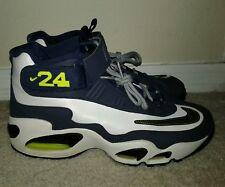 0f803bef9f Men Nike Air Ken Griffey Jr Shoes Size 8 Blue White