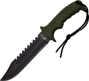 NEW MTech Fixed Blade Green