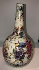 Carlton Ware Vase Birls Chintz ?