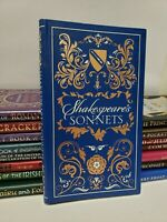 *New Leatherbound* SHAKESPEARE'S SONNETS (Pocket Size)  by William Shakespeare