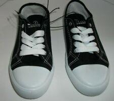 Boys Revolution Tennis Shoes  Black & White NWT