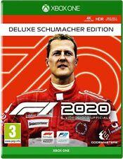 F1 2020 Schumacher Edition Xbox One No Cd No Key