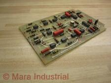Monarch Machine Tool 50304 PC Trig Board With Multi Circuit - Used