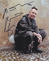 Nigel Kennedy HAND SIGNED 8x10 Photo, Autograph, Violinist, The Four Seasons (C)